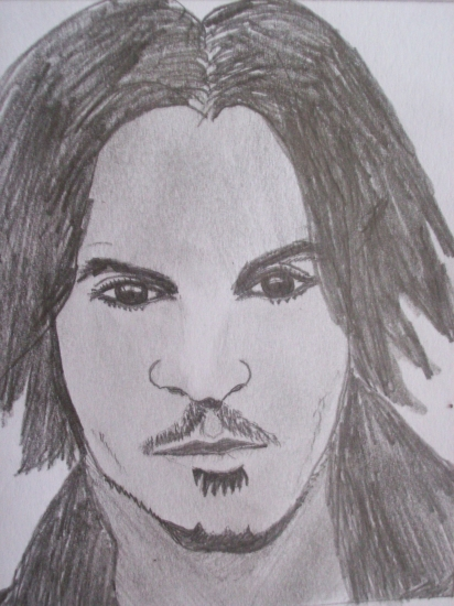 Johnny Depp by jess0109